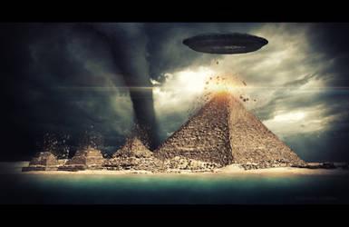 Apocalypse Now: Egyptian pyramids