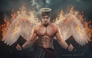 Warrior Of Heaven 2 by PocColino