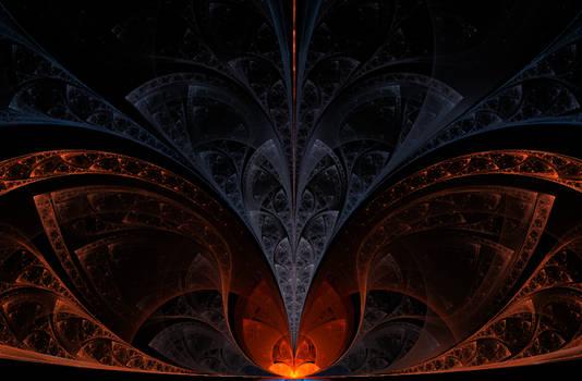 Liquid Stone - Fractal Art