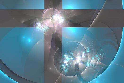 Spotlights - Fractal Art