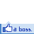 Like A Boss Icon by CMWVisualArts