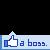 Like A Boss Icon by CMWVisualArts