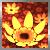 Fractal Flower Icon by CMWVisualArts