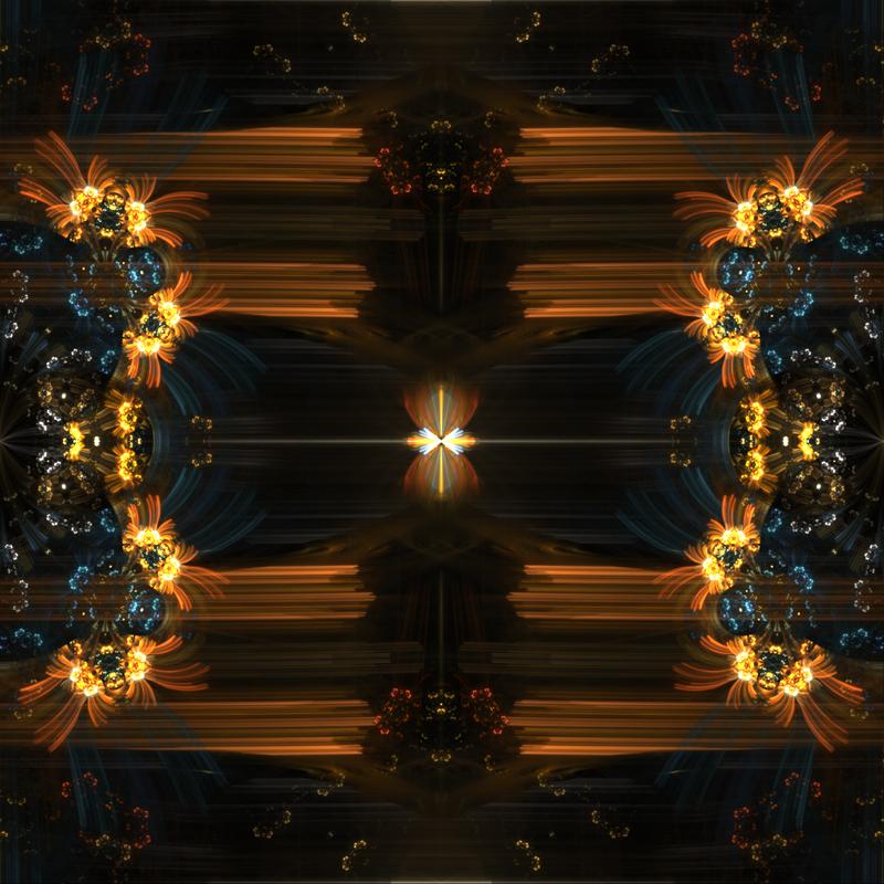 Inline - Fractal Art by CMWVisualArts