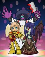 Kayle And Morgana With Mundobelt