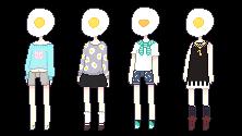 Egggirl by Sugariine