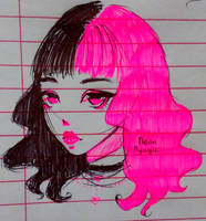PINK INK2 by Neonnyagic