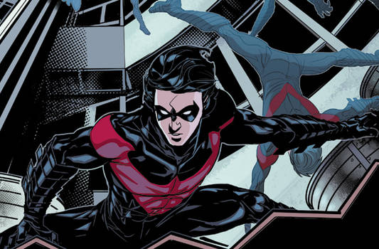 Nightwing Issue 4 tease