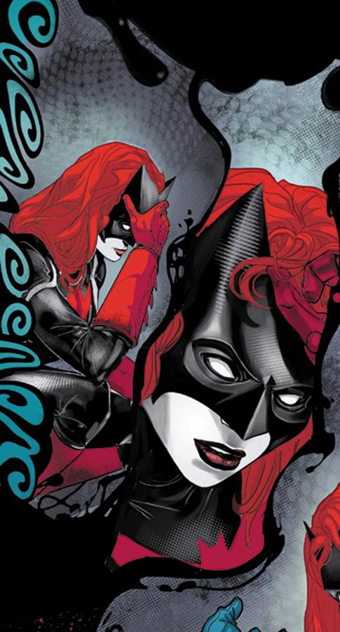 Batwoman tease by TrevorMc112