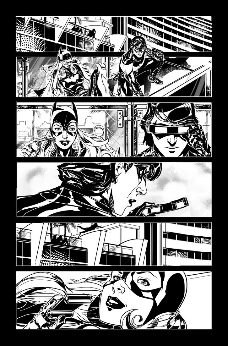 Nightwing 4pg 14 by TrevorMc112