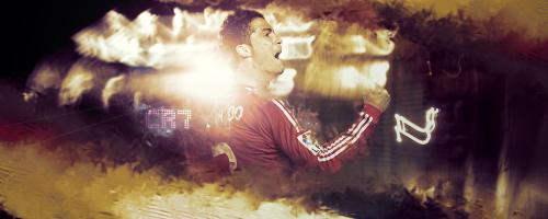 Cristiano Ronaldo Signature by ImRGFX