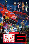 Kieran meets Big Hero 6 Poster