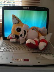Tails Doll by urbanotaku