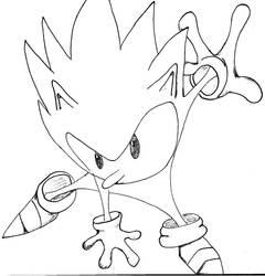 Sonic Ready by urbanotaku