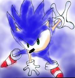 Sonic Burst by urbanotaku