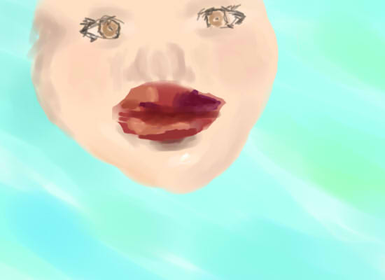 Lips by Kiddoriddo