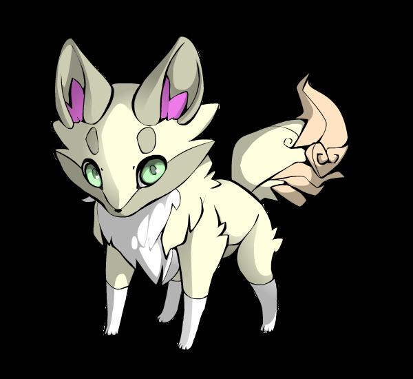 Fox by Kiddoriddo