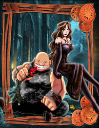 Lust and Gluttony - FMA by CrazyHunkLord