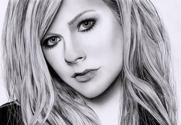 Avril Lavigne by BrendanPark