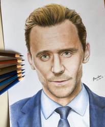 Tom Hiddleston by BrendanPark