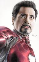 Iron Man by BrendanPark