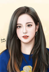 Blackpink - Jisoo by BrendanPark