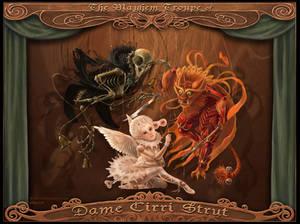 Dame Cirri Strut