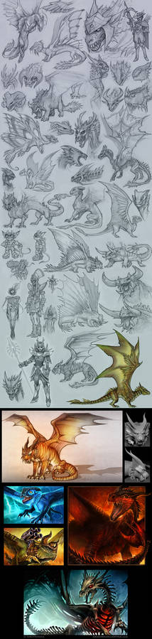 Dragons Dragons Dragons