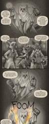 Lackadaisy Phantasmagoria by tracyjb