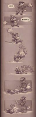Lackadaisy Catapult