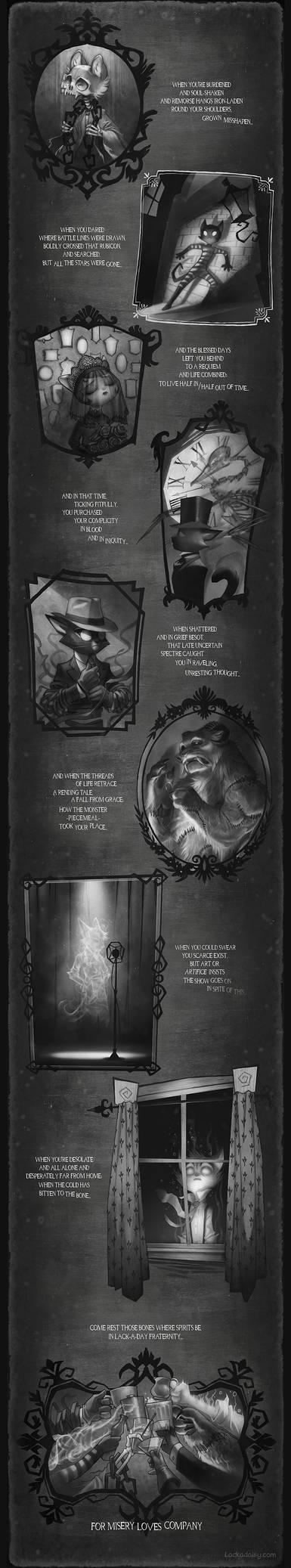 Lackadaisy Lacrimosa