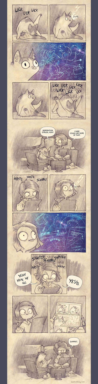 Lackadaisy Brainstorm