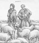 Sheep? by tracyjb