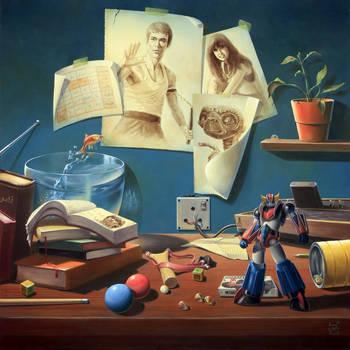 Lingering Memories 1 by Nawaf-Alhmeli