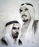 Tearful Kuwait by Nawaf-Alhmeli