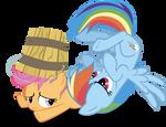 Sorry Rainbow Dash...
