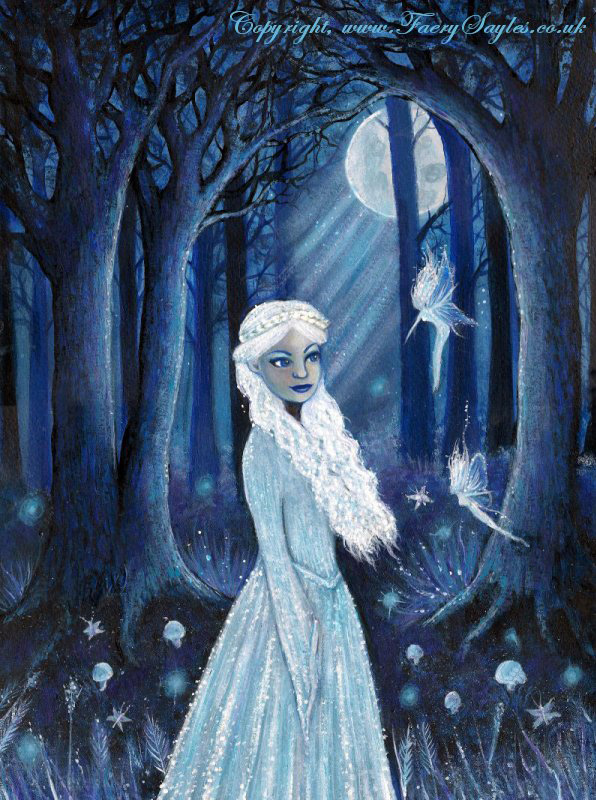 Enchanted by Faeries by FaerySayles