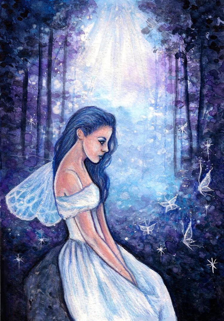 Magical Faerie by FaerySayles