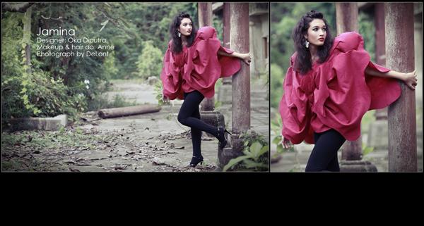 Jami Balck Red by chdelont