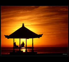 Sanur Sunrise by chdelont