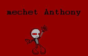 Mechet Anthony by NiccoRae77