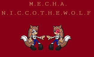 M.e.c.h.a.n.i.c.c.o.t.h.e.w.o.l.f by NiccoRae77