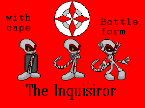 The Inquisitor by NiccoRae77