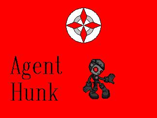 Agent Hunk by NiccoRae77