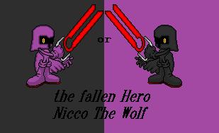 the fallen Hero by NiccoRae77