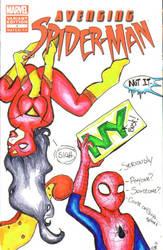 Avenging Spiderman