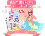 Chimereons: SUMMER SPORTS FEST! (CLOSED)