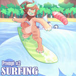 SSF- Prompt #2 (Surfing)