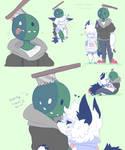 zombie yiff