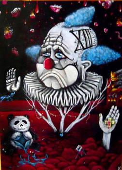the sad jester
